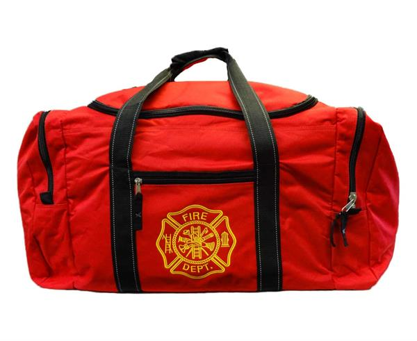 Firefighter Gear Bag with Scramble