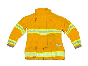 Firefighter Turnout Coat